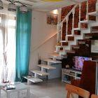 Двухэтажные коттеджи (на 4,5,6 человек)