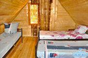 2-х комнатные 6-8-ми местные «Домики под-ключ» (цена за домик)