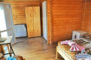 3-х местный номер в деревянном коттедже