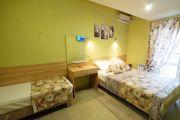 2-х этажный 3-х комнатный 5-ти местный номер «Апартаменты» с кухней и террасой
