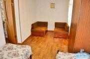 2-х комнатный дом (на 4-6 человек)
