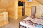 2-х комнатный 4-6-ти местный деревянный дом