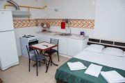 """3-х местный номер """"Эрсико"""" корпус №3 с кухней (без балкона)"""