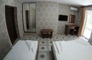 2-х комнатные 4-5-ти местные номера «Апартаменты» с кухней и балконом