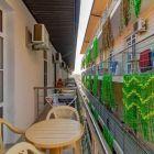 2-х местный номер «Евро»  вид на гостиницу/вид на бассейн