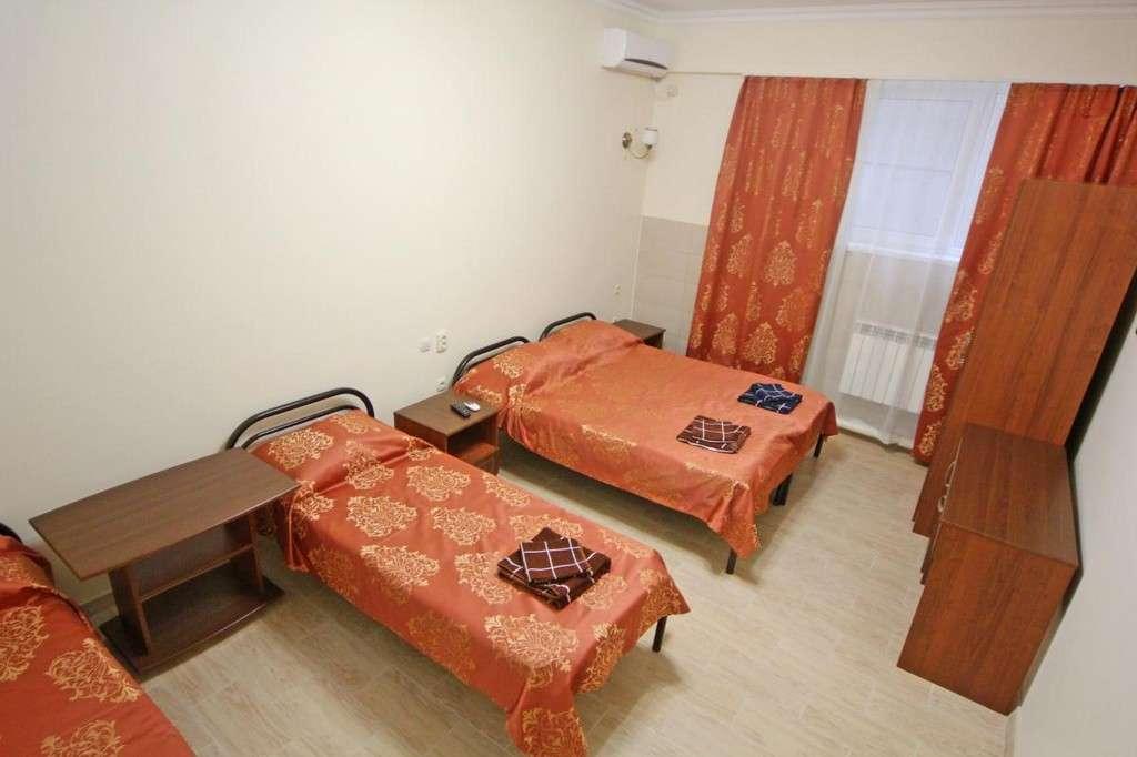 Отель анфемус на ситонии фото четыре
