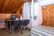 2-х комнатный 4-х местный номер «Мансардный» С балконом 3 этаж (корпус №-1) (цена за номер)