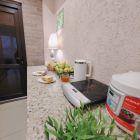 4-х местный номер «Полулюкс» балкон с панорамным видом на море с (мини-кухней)