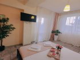 2-х комнатный 6-ти местный «Семейный люкс» балкон с видом на море и  (мини-кухней)