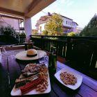 2-х комнатный 6-ти местный номер «Апартаменты» с мини-кухней и двориком с мангалом
