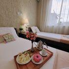 2-х комнатный 7-ми местный номер «Люкс» балкон с видом на море