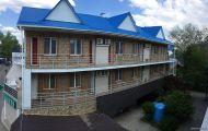 Люкс на 3-м этаже с балконом на 2 номера, с частичным видом на море