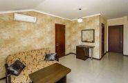 2-х комнатный 4-х местный номер «Люкс» с балконом
