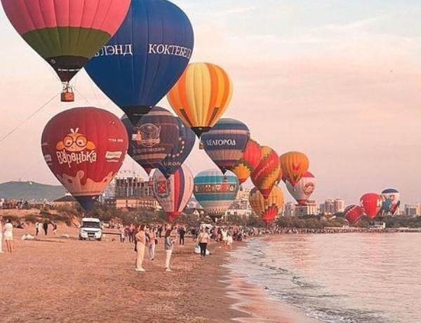 Яркий старт курортного сезона в Анапе! фото