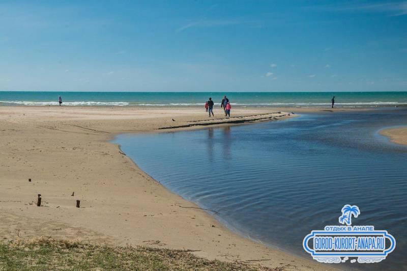 Фото песчаного пляжа
