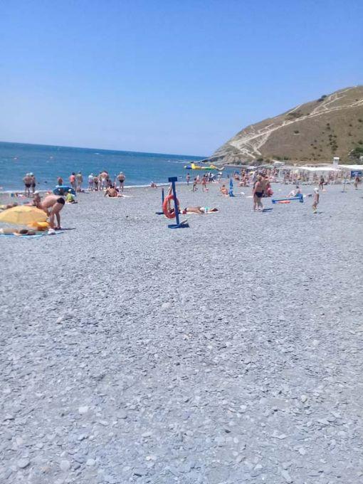 сукко пляж