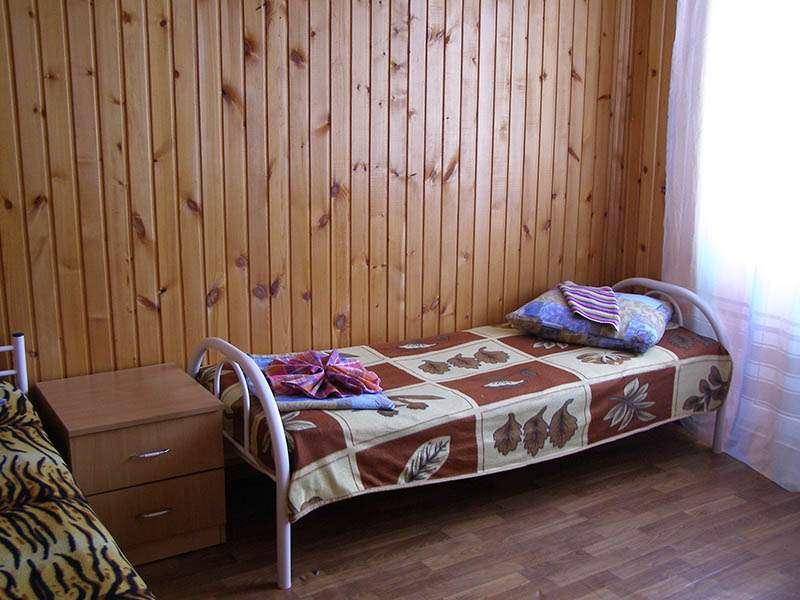 Детский оздоровительный лагерь Витязево номера