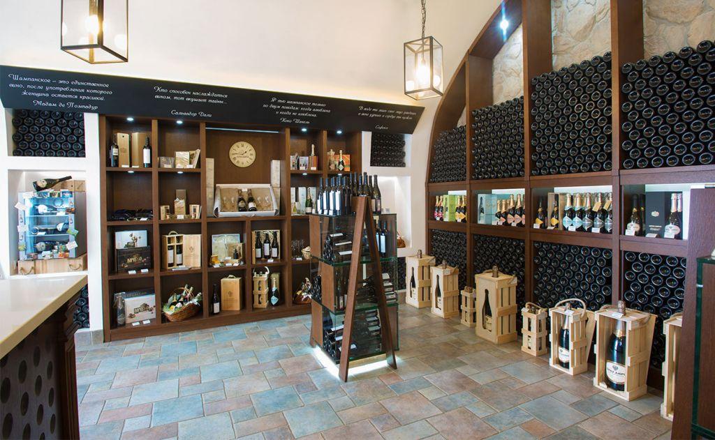 виды оформление винного магазина фото салаты позволят