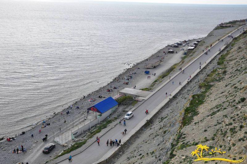 пляж 40 лет победы анапа