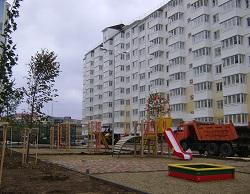 Квартира Студия 29,8 кв м 9/16 эт. в ЖК Горгиппия с ремонтом