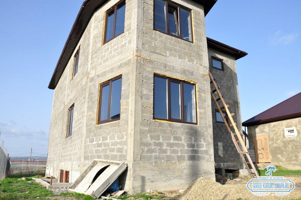 Двухэтажный дом 260 кв.м. с предчистовой отделкой